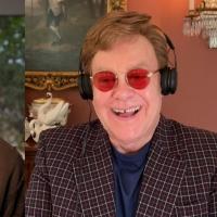 Apple Music Celebrates 300 Episodes of Elton John's Rocket Hour Radio Show Photo