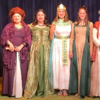 BWW Feature: WHEN SHAKESPEARE'S LADIES MEET and DISNEY'S ALADDIN JR. at Theatre Palisades