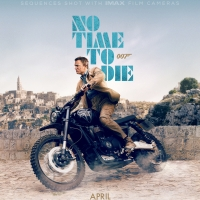 IMAX Reveals Exclusive NO TIME TO DIE Artwork Photo
