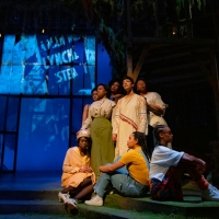 Photo Flash: Northern Stage Premiers Choreopoem CITRUS With First All Black Female Cast And Creative Team