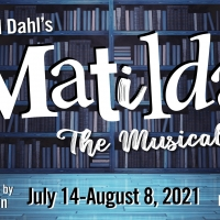 The Firehouse Theatre Returns to the Mainstage with ROALD DAHL'S MATILDA THE MUSICAL Photo