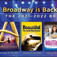 Shubert New Haven Announces 2021-2022 Broadway Series - HAIRSPRAY, BEAUTIFUL, WAITRES Photo