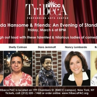 RHONDA HANSOME AND FRIENDS to Celebrate Women's History Month at Tribeca Performing A Photo