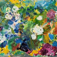 Marsha Heller To Exhibit New Landscapes FRAGMENTS OF BEAUTY At Cafe Mignon