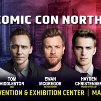 Chris Evans, Tom Hiddleston, Ewan McGregor And Hayden Christensen Headline Boston ACE Photo