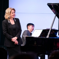 Renée Fleming Leads Third Year of SongStudio Workshop for Young Singers Photo