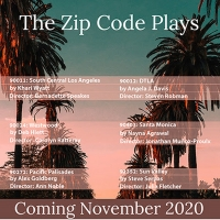 Travel to L.A. with Antaeus Theatre Company's ZIP CODE PLAYS Podcast Series Photo