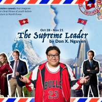 World Premiere of THE SUPREME LEADER to be Presented at Dallas Theater Center Photo