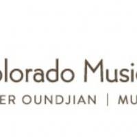 Colorado Music Festival Announces 2020 Summer Season Photo