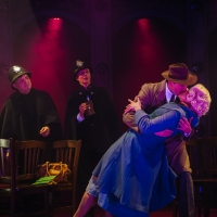 BWW Review: ALFRED HITCHCOCK'S THE 39 STEPS Brings Top-notch Style and Design to DC
