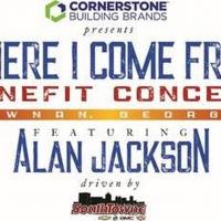 Alan Jackson Will Headline Special Hometown Concert Event Photo
