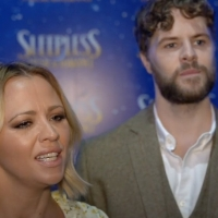 VIDEO: SLEEPLESS Stars Jay McGuiness and Kimberley Walsh Discuss Opening the Show, th Photo