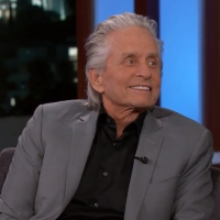 VIDEO: Michael Douglas Talks About His Father on JIMMY KIMMEL LIVE! Video
