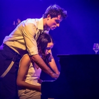 VIDEO: LAST FIVE YEARS' Molly Lynch & Oli Higginson Visit Backstage LIVE with Richard Photo
