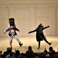 DUKE IT OUT Nutcracker Combines Classical and Jazz Versions at Nichols Concert Hall Photo