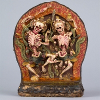 DEATH IS NOT THE END Exhibition to Open at The Rubin Museum of Art