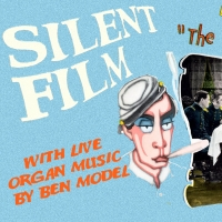 Patchogue Theatre Presents Silent Film: THE GENERAL with Live Organ Music By Ben Mode Photo