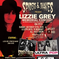 Lizzie Grey Memorial Concert Set at The Whisky A Go Go