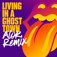 The Rolling Stones Reveal Official Remix Of 'Living In A Ghost Town'