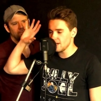 VIDEO: Watch Alex Lodge at the Cast of the Bridge House Theatre's TICK, TICK...BOOM! Perform '30/90'