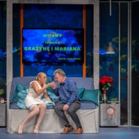 BWW Review: RUBY ANNIVERSARY at Teatr Komedia Wroclaw Photo