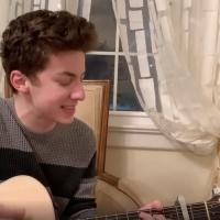 VIDEO: Watch Andrew Barth Feldman Perform Original Song! Photo
