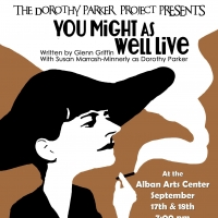 Catch the Full-Length, One-Woman Play, YOU MIGHT AS WELL LIVE at the ALBAN ARTS CENTE Photo
