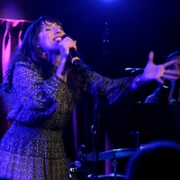 BWW Review: FARAH ALVIN ON VINYL Leaves The Green Room 42 Audience Screaming for More Photo