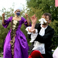 BWW Review: The Cherry Arts Presents a Masked Outdoor Production of THE FAN Photo
