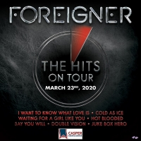 Foreigner Is Coming To The Casper Events Center