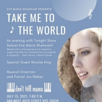 BWW Review: EVE MARIE SHAHOIAN: TAKE ME TO THE WORLD Is an Elegant Look at Gratitude  Photo