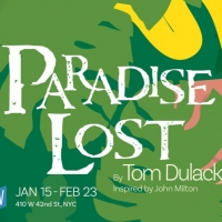 Alison Fraser, Lou Liberatore and More Join the Cast PARADISE LOST Photo