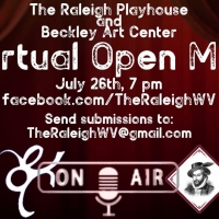 The Raleigh Playhouse and Theatre Will Host Virtual Open Mic and Calls For Submissions Photo