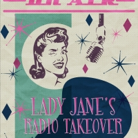 One Million Musicals Presents LADY JANE'S RADIO TAKEOVER Photo