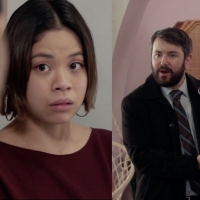 BWW Exclusive: Eva Noblezada & Alex Brightman Star in a Clip From LAW & ORDER: SVU
