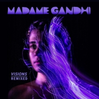 Madame Gandhi Today Releases 'Visions Remixed' Photo