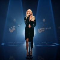 VIDEO: Carrie Underwood Performs 'Have Yourself a Merry Little Christmas' on LATE NIGHT WITH SETH MEYERS