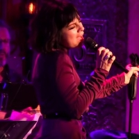 VIDEO: Krysta Rodriguez Sings 'Good Kisser' By Lake Street Dive at Feinstein's/54 Bel Video
