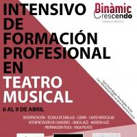 RUBEN YUSTE, XAVI DUCH y ROGER PERA presentan su curso intensivo de Teatro Musical Photo