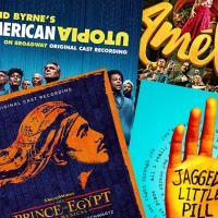 Listen to the Six Grammy Nominees for Best Musical Theater Album! Photo