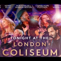 TONIGHT AT THE LONDON COLISEUM Starring Ramin Karimloo, Sharon D. Clarke, Carrie Fletcher Photo