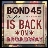 Theatre District Restaurants Announce Summer Re-Opening Plans Photo