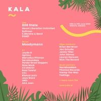 Kala Festival Confirms Moodymann, Jayda G, Optimo and More!