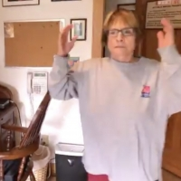 VIDEO: Patti LuPone Thanks Fans for Birthday Wishes and Reveals What's Inside Her Loc Photo