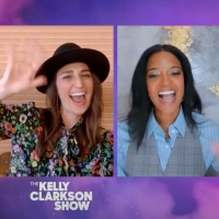 VIDEO: Kelly Clarkson & The GIRLS5EVA Cast Gush Over Their Favorite Girl Groups Photo