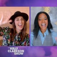 VIDEO: Kelly Clarkson & The GIRLS5EVA Cast Gush Over Their Favorite Girl Groups Video
