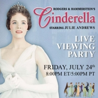 R&H Movie Night to Feature CINDERELLA Starring Julie Andrews Photo