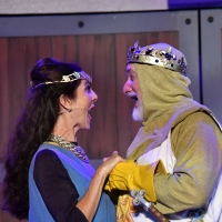 BWW Review: MARIN SHAKESPEARE'S SPAMALOT KEEPS AUDIENCES IN LAUGHS-A-LOT NOW THRU AUG Photo