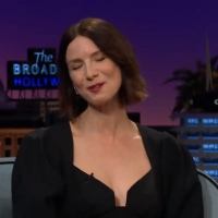 VIDEO: Caitriona Balfe Says She's One Of CA's Worst Drivers on THE LATE LATE SHOW