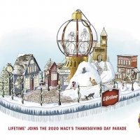 Lifetime Joins the 94th Annual Macy's Thanksgiving Day Parade Photo